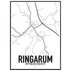 Ringarum Karta Poster