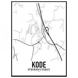 Kode Karta Poster