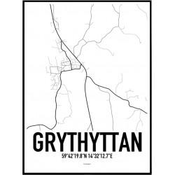 Grythyttan Karta