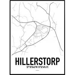 Hillerstorp Karta Poster