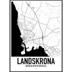 Landskrona Karta 2