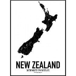 New Zealand Karta