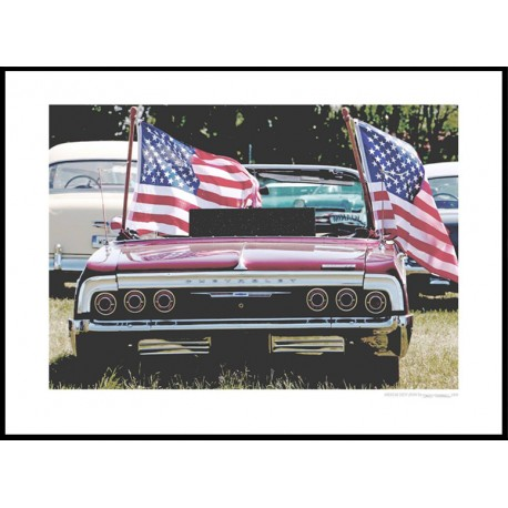 American Chevy Poster