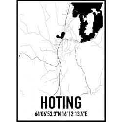 Hoting Karta Poster