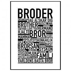 Broder Poster