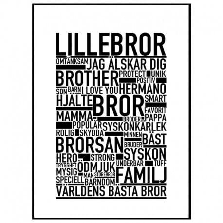 Lillebror Poster