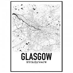 Glasgow Karta