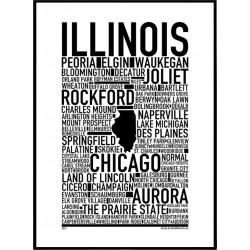 Illinois Poster