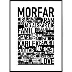 Morfar Poster
