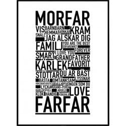 Morfar Farfar Poster