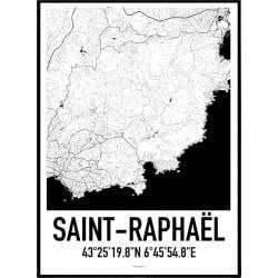 Saint-Raphaël Poster