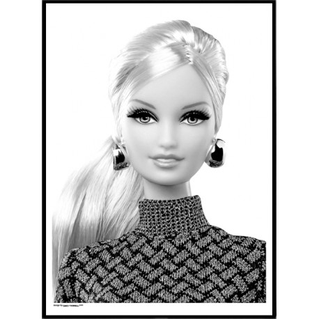 Barbie Girl Poster