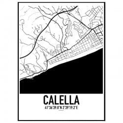 Calella Karta
