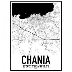 Chania Karta
