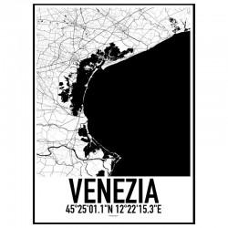 Venedig Karta
