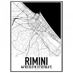 Rimini Karta