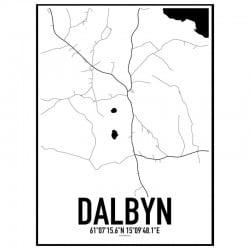 Dalbyn Karta