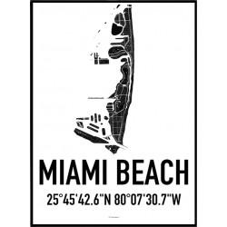 Miami Beach Karta