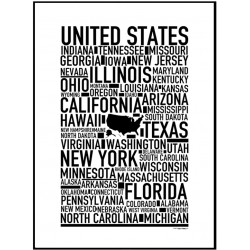 United States Poster