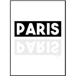 Paris Paris Poster