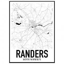 Randers Karta