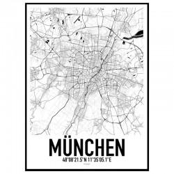 München Karta