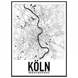 Köln Karta