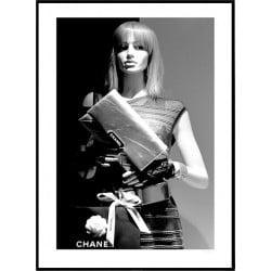 Chanel Model II Poster