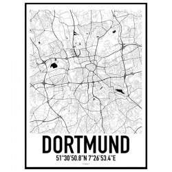 Dortmund Karta