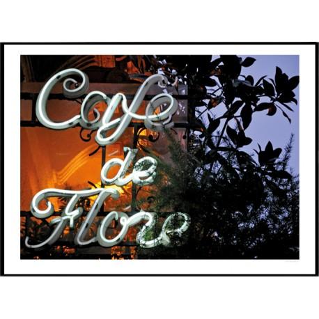 Cafe Flore Paris