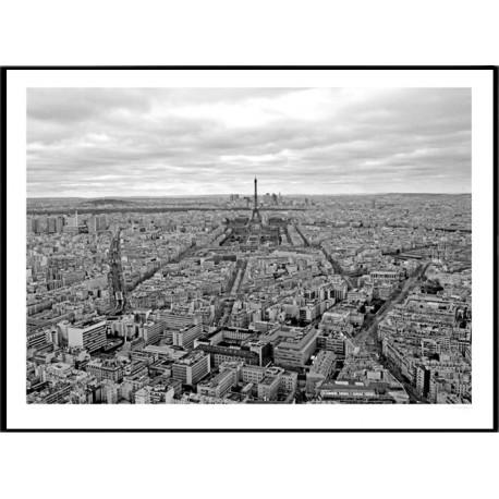 City Of Paris Poster