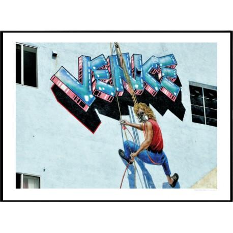 Venice Beach Wall