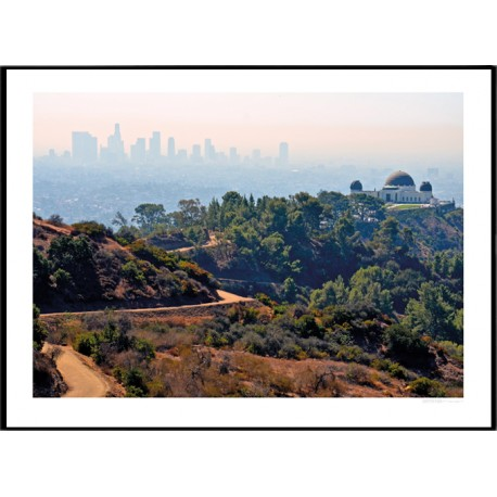 Griffith Park Poster