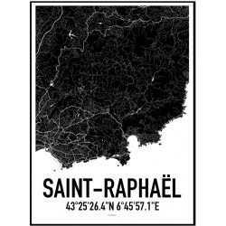 Saint-Raphael 2 Karta