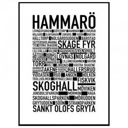 Hammarö Poster