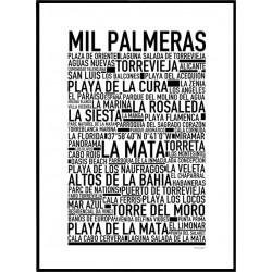 Mil Palmeras Poster