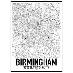 Birmingham Karta