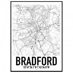 Bradford Karta