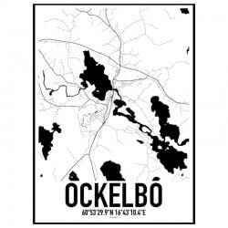 Ockelbo Karta