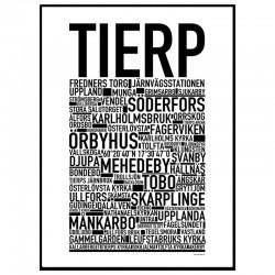 Tierp Poster