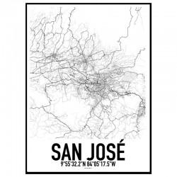 San José Karta