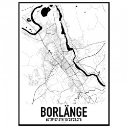 Borlänge Karta 2