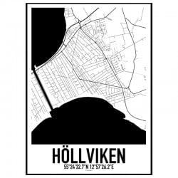 Höllviken Karta 2