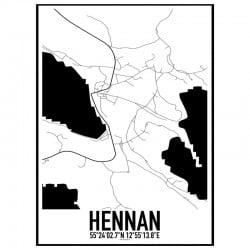 Hennan Karta