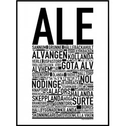 Ale Poster