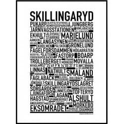Skillingaryd Poster