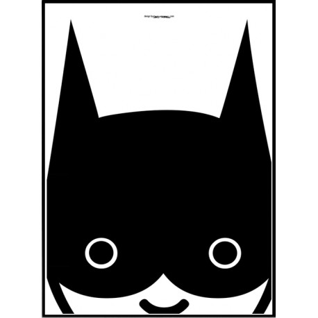 Kid Batman Poster