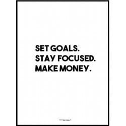 Make Money Poster