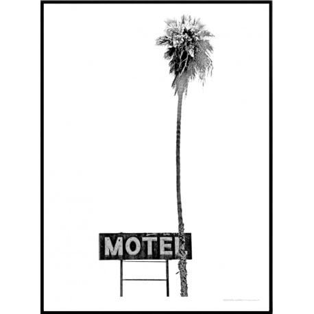 Merced Motel Poster