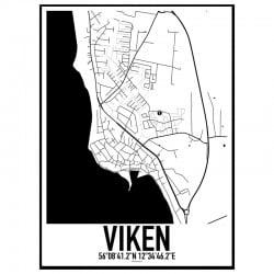 Viken Karta
